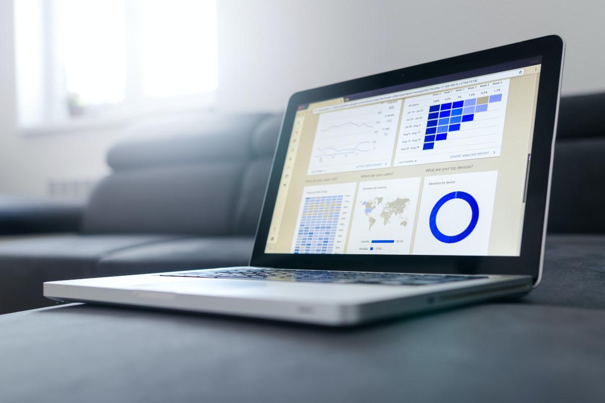 Tworzenie aplikacji webowych - przykładowe raporty KPI